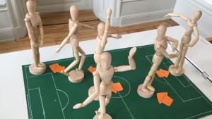 Alla ledare har olika förutsättningar utifrån hur deras behov speglar gruppens spelplan.
